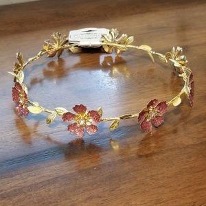 ENCHANTE' Floral Head Piece